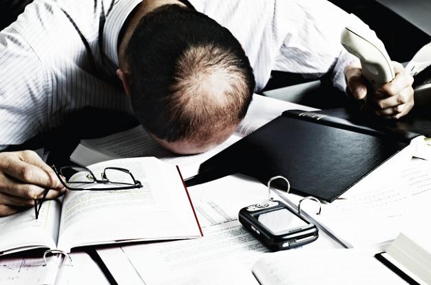 Stress og iværksætteri
