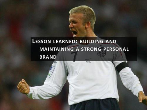 personlig branding indenfor sporten