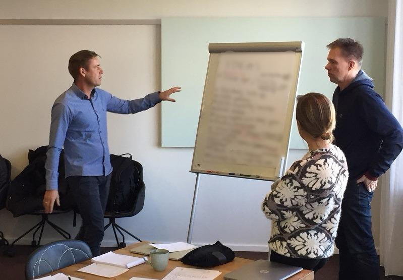 Workshop med MHI Vestas