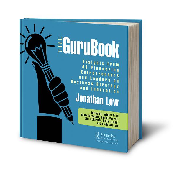 the gurubook - jonathan løw